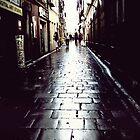 Street Scene by Mojca Savicki