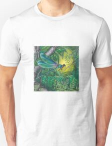 """Dragonfly Dreaming"" T-Shirt"