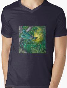 """Dragonfly Dreaming"" Mens V-Neck T-Shirt"