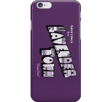 Greetings from Lavender Town iPhone Case/Skin