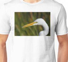 Great White Egret Unisex T-Shirt