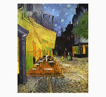 Vincent Van Gogh Cafe Terrace At Night Unisex T-Shirt