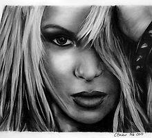 Shakira Isabel Mebarak Ripol by charly