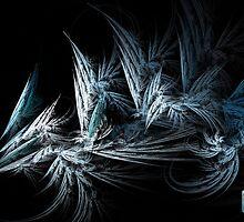 Tripix Design 0002 - Feathery Dreamland by Naik Michel by Naik Michel