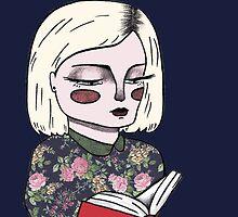 Rosie Reading by Isabella Brown