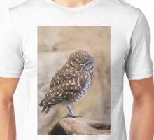 Burrowing Owl Unisex T-Shirt