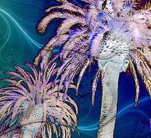 Tripix Design 0001 - The Palm Tree Effect by Naik Michel by Naik Michel