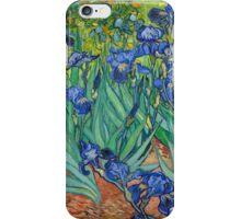 Vincent Van Gogh irisis iPhone Case/Skin