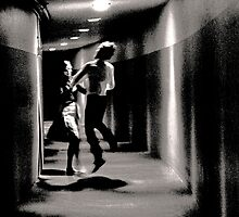 Dancers in the Dark by Rick Gold