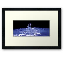 The Spirit Of The Water Framed Print