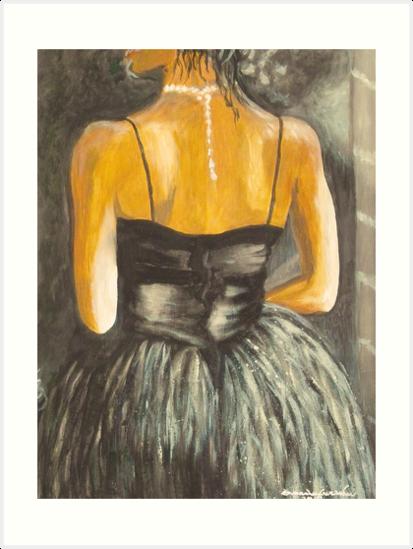The Dress by Sandra Guzman