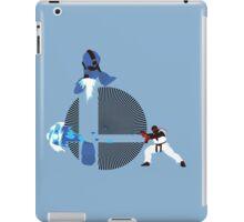 Had Knucken - Sunset Shores iPad Case/Skin