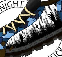 Dying Light - Good Night Good Luck - Blue Sticker