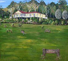 Roos Retreat by Nicola Morgan