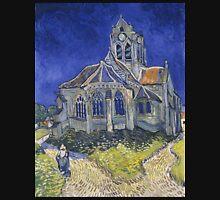 Vincent Van Gogh church at Auvers T-Shirt