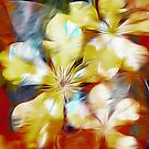 Clematis Compilation by Darlene Lankford Honeycutt