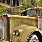 old KW near Ashland Or. by pdsfotoart