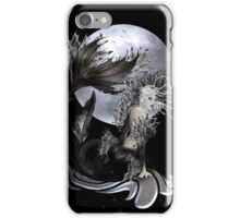 La Mer - Pearl Art Deco Mermaid iPhone Case/Skin
