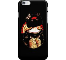 Geisha Girl Prints iPhone Case/Skin