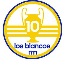 Real Madrid - 10 times by JuzaShannonNew