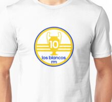 Real Madrid - 10 times Unisex T-Shirt