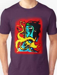The peculiar blue dude Unisex T-Shirt
