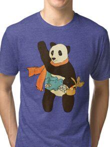 Say Hi  Tri-blend T-Shirt