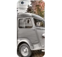 French made truck/van iPhone Case/Skin