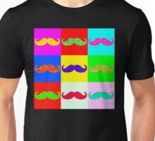 Mustache by Warhol T-Shirt
