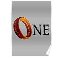 The One Ring Poster