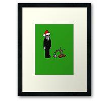 Tallman Christmas Framed Print