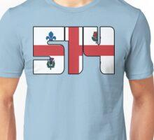 514 - Montreal Flag Unisex T-Shirt