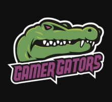 #GamerGate GamerGators Logo by unluckydevil