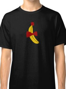 Bananas, Bowties, and fezes. Classic T-Shirt