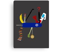 Swiss Doctor Knife Canvas Print