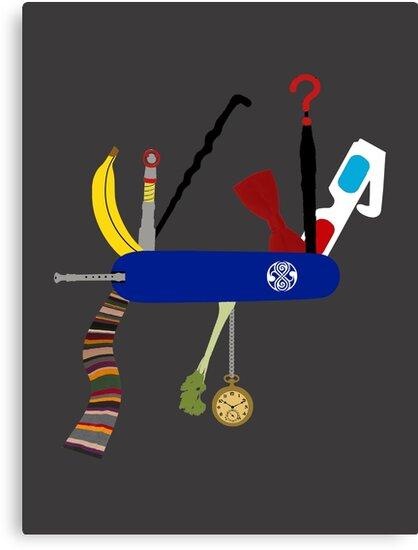 Swiss Doctor Knife by ofthebaltic