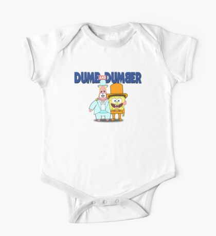Dumb and Dumber One Piece - Short Sleeve