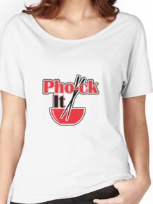 Pho-ck It Women's Relaxed Fit T-Shirt