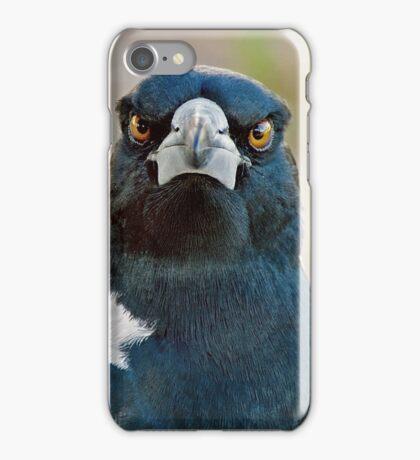 Not Happy !!! iPhone Case/Skin