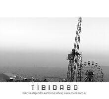Tibidabo by Martín Alejandro Carmona Selva