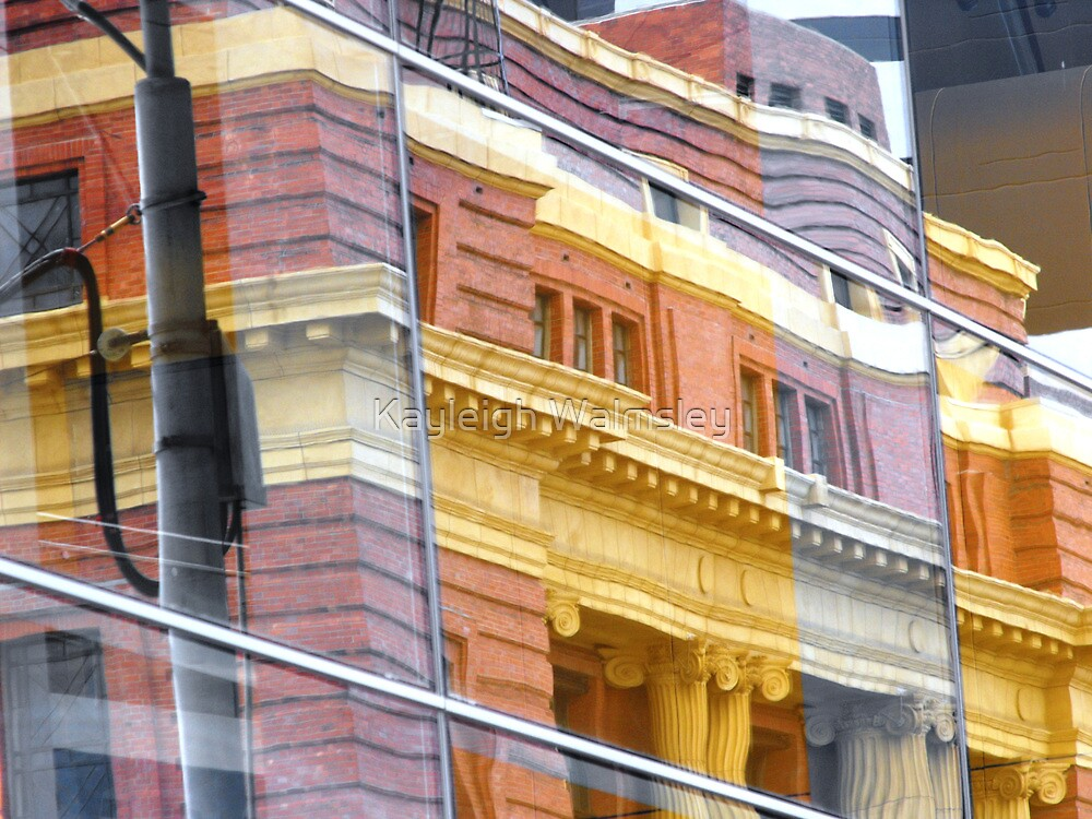 Reflections of the past by Kayleigh Walmsley