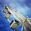 Big Wheel (Colour) by PaulBradley