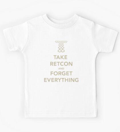 Take Retcon Kids Tee