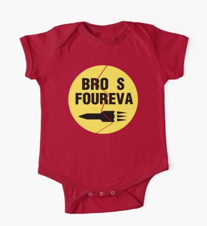 Bro s Foureva One Piece - Short Sleeve