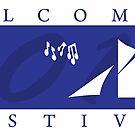 Salcombe Music Festival 2010 logo #1 by Louwax