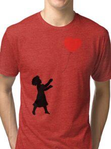 FOLLOW YOUR HEART ♥ Tri-blend T-Shirt