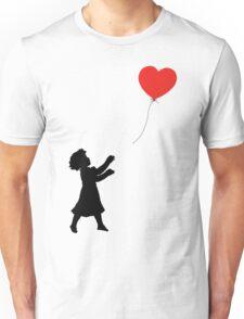 FOLLOW YOUR HEART ♥ Unisex T-Shirt