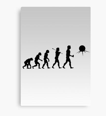 Full Evolution: Toclafane! Canvas Print