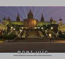 Montjuïc by Martín Alejandro Carmona Selva