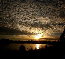 Sunrise Serenity by Salien